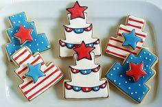 Bake at 350: Happy Birthday, America!!!