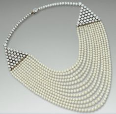 Necklace Cartier, 19