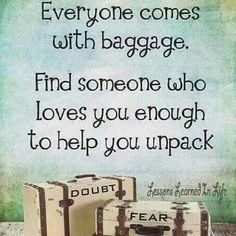 We've got to get our homeless to unpack! Are you helping someone unpack today?