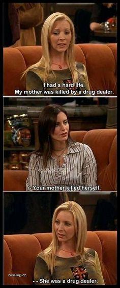 F.R.I.E.N.D.S. Monica & Phoebe