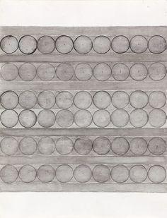 Eva Hesse /No title, c. 1965-66