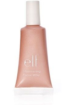 apply to inner corners of eyes and brow bones as well as upper lip and under eyes. Makes your face glow all over. $1 at Target. This is an inexpensive substitute for Benefit High Beam.