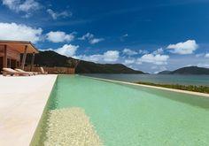 Six Sense Con Dao Ocean Front Pool Villa (Vietnam)
