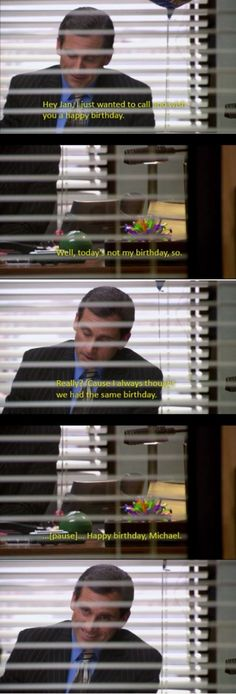 <3 The Office