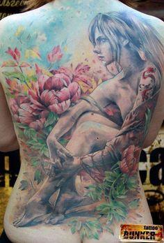 Work of Art Tattoo