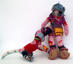upcycle dolls