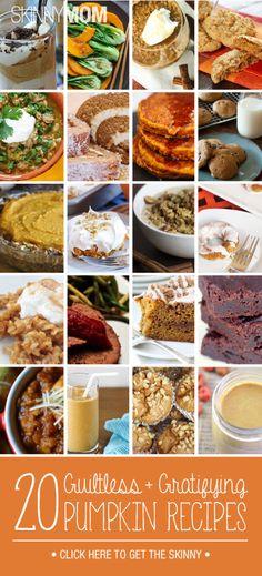 20 Pumpkin recipes you have to make :)