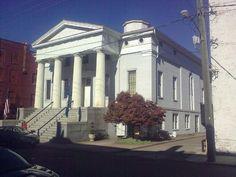 Siege Museum in Petersburg, Virginia