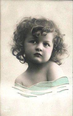 vintage postcards, pictur, vintag postcard, vintag children, vintag photographi