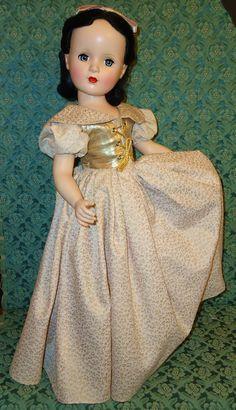 "~ 20"" Madame Alexander Margaret Face ""Snow White"" Doll ~"