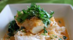 Thai-Style Halibut with Coconut-Curry Broth From The Food You Crave ...
