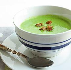 Spinach & Artichoke Dip Soup