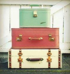 Retro/Vintage luggage