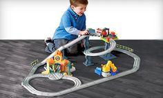 $35 Chuggington Interactive Train Set – Online Deal - $35 for a Kids' Chuggington All-Around or Steam Around Interactive Train Set