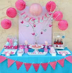 """Photo 1 of 27: Pink and Turquoise / Valentine's Day """"Be Mine"""" 