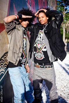 Les Twins :) :) :) :)