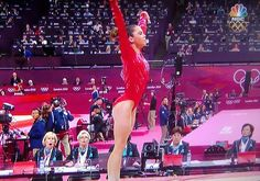 Judges reaction to Mckayla Maroney's vault. Priceless, as was mine. Flawless.