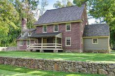 Olde Bulltown Custom Homes: The Brick House.  Elverson, Pa