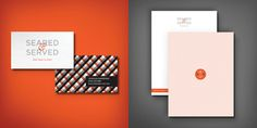 SEARED & SERVED - Marta Harding Designs