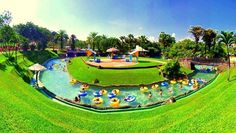 Water Park Xocomil i