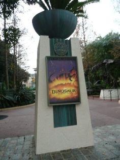 Loaded gun found on Disney's Dinosaur Ride