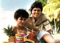 Hawaiian Punch commercial with Donny