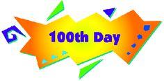 school, 100th day