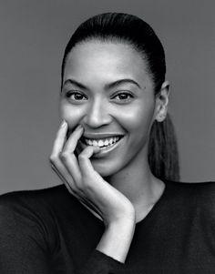 Beyoncé en The Gentlewoman S/S 2013