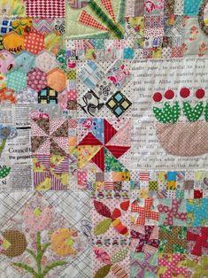 quilt by Jen Kingwell