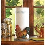 Country Home Decor Country Rooster Towel Holder Best