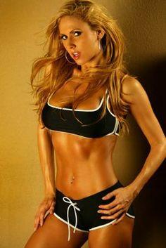 Female Fitness Model Marzia Prince