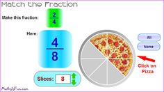 Free Interactive Websites for Fractions
