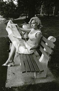 Marilyn by Sam Shaw