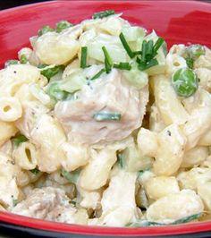 Simple Tuna Pasta Salad