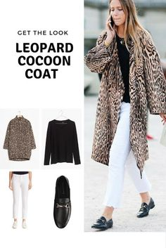 Get the look: leopar