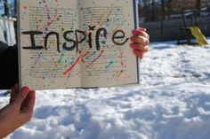 Get Inspired on the snow