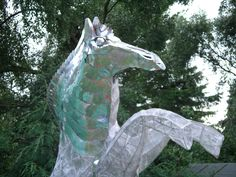 Making of CD Horse