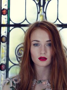 sophie turner by james meakin outtake