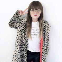Estella NYC: Bobo Choses Fur Jacket @estellanyc #designer #kids #estella