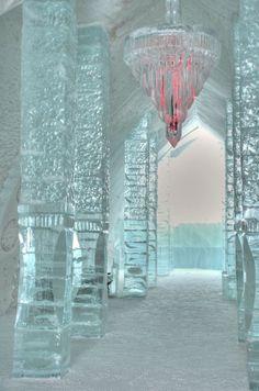 New Wonderful Photos: Ice Hotel, Sweden