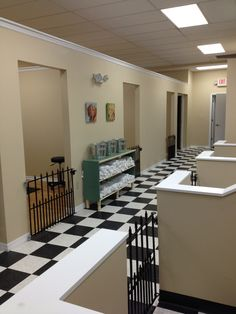 -Repinned- Spa at The Dashing Pooch.