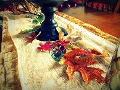 Wobisobi: Glitter Leaves, DIY