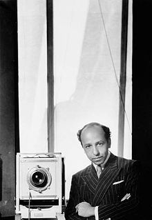 Yousuf Karsh, CC (December 23, 1908 – July 13, 2002) was a Canadian photographer of Armenian heritage,[2] and one of the most famous and accomplished portrait photographers of all time.