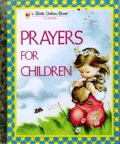 Prayers for Children, Little Golden Books