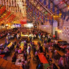 Wurstfest in New Braunfels, TX
