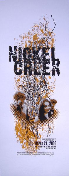 Nickel Creek/I LOVE Nickel Creek