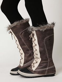 Cate the Great Weather Boot by Sorel #freepeople #fashion #clothing