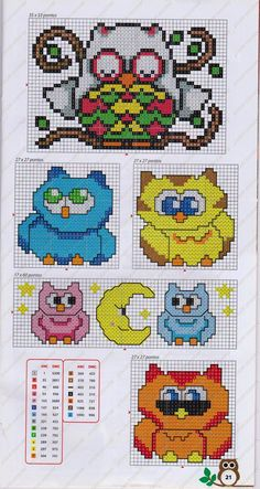 owl perler patterns, owl perler bead patterns, perler beads, owl patterns