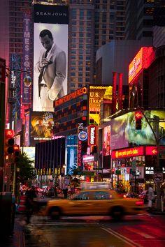 Lights! #NewYork City Getaway VIPsAccess.com #Luxury #Travel