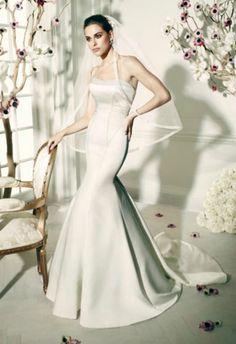 Zac Posen lanza su primera colección de vestidos de novia